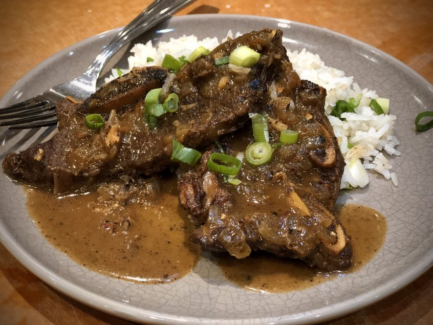 Five Spice Asian Shortribs