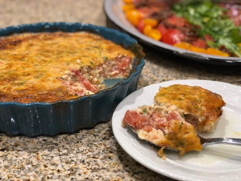 Picture of Corn & Tomato Pudding